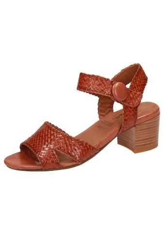 SIOUX Sandalette »Rosibel - 700« kaufen