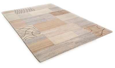 THEKO Wollteppich »Nakarta 2«, rechteckig, 12 mm Höhe, reine Wolle, handgeknüpft,... kaufen