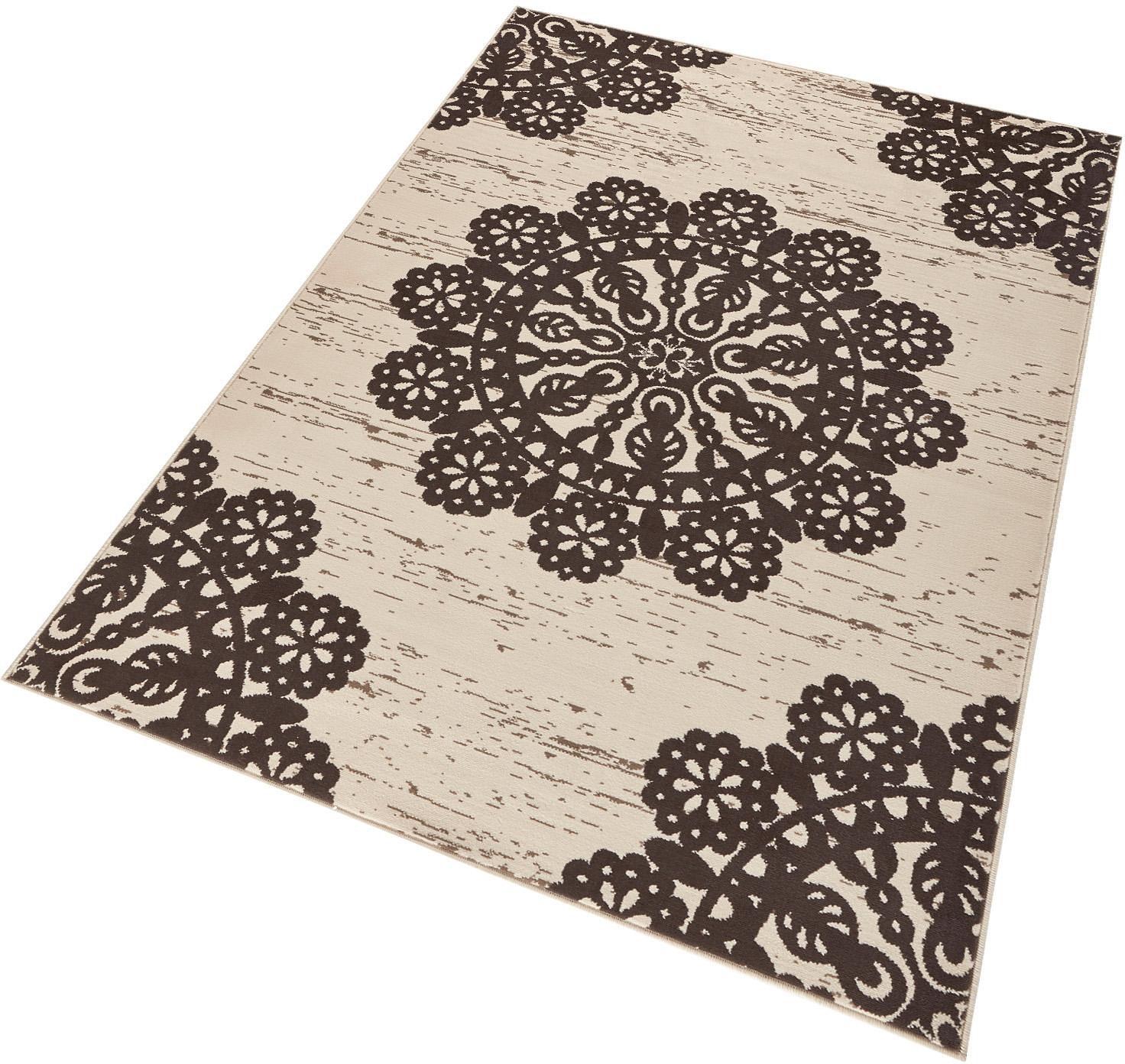 Teppich Lace HANSE Home rechteckig Höhe 9 mm maschinell gewebt