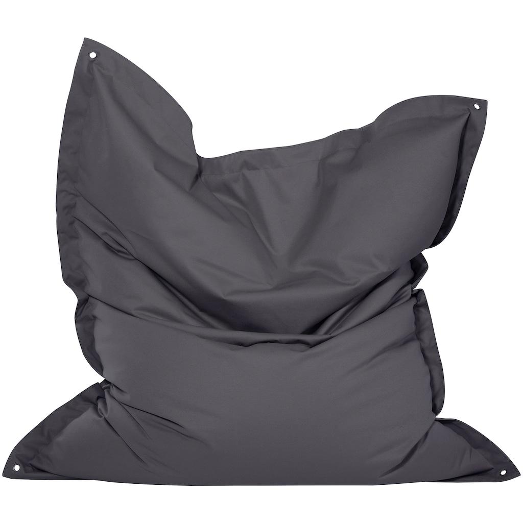 OUTBAG Sitzsack »Meadow Plus«, wetterfest, für den Außenbereich, H: 130 cm