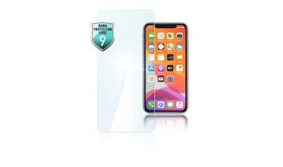 """Hama Echtglas - Displayschutz """"Premium Crystal Glass"""" für App »iPhone 11/ iPhone XR« kaufen"""