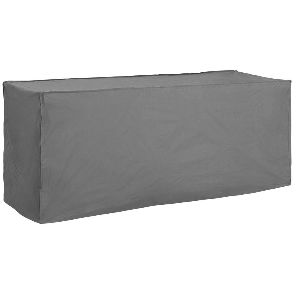 KONIFERA Schutzplane für Loungebett, (L/B/H): ca. 206x68x82 cm