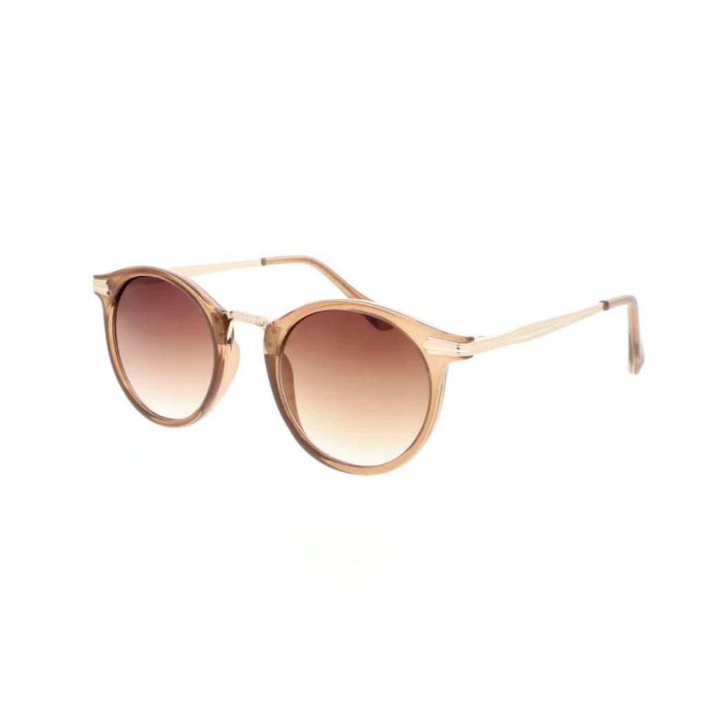 J.Jayz Sonnenbrille, mit transparentem Vollrand