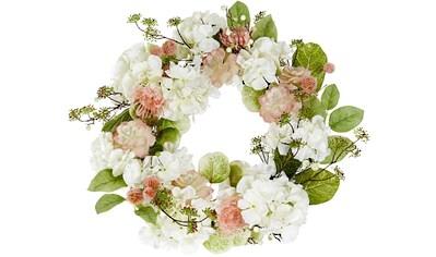 Dekokranz »Frühlingsblüten«, Durchmesser ca. 70 cm kaufen