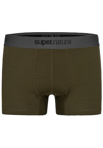 SUPER.NATURAL Boxershorts »M BASE MID BOXER 175« kaufen