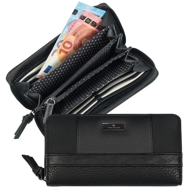 TOM TAILOR Geldbörse »Juna«