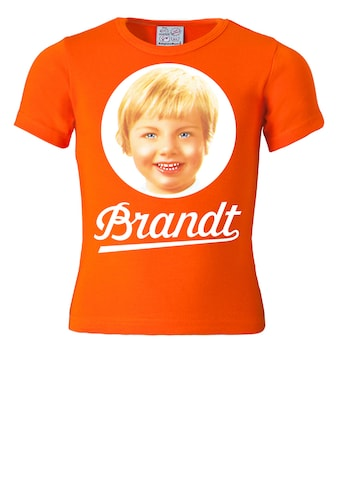 LOGOSHIRT T - Shirt mit Retro - Print »Brandt Zwieback« kaufen