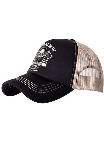 KingKerosin Trucker Cap »Don´t tread on me«, mit Printmotiv kaufen