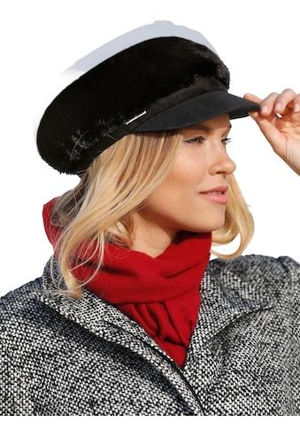 Seeberger Mütze mit praktischem Gummizug kaufen