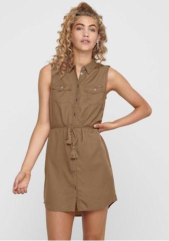 Only Hemdblusenkleid »ONLARIZONA« kaufen