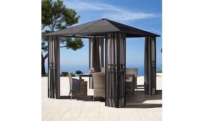 KONIFERA Pavillon mit Seitenteilen »Tasmanien«, BxL: 300x300 cm kaufen