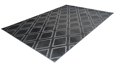 Arte Espina Teppich »Monroe 300«, rechteckig, 7 mm Höhe, besonders weich durch Microfaser, Wohnzimmer kaufen