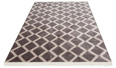 Teppich, »Sana«, Home affaire, rechteckig, Höhe 8 mm, maschinell gewebt kaufen