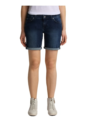 MUSTANG Jeansshorts »Bermuda«, 5-Pocket-Design kaufen