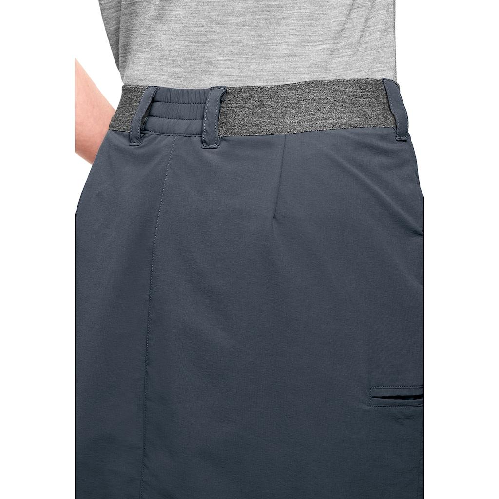 Maier Sports Sommerrock »Norit SkortIn W«, mit leichtem, elastischem Bund mit Flexzone
