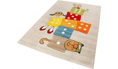 Kinderteppich, »Bandidoleros«, Sigikid, rechteckig, Höhe 13 mm, maschinell gewebt kaufen