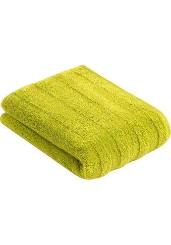 Vossen Badetuch »Fresh«, (1 St.), BIO und VEGAN kaufen