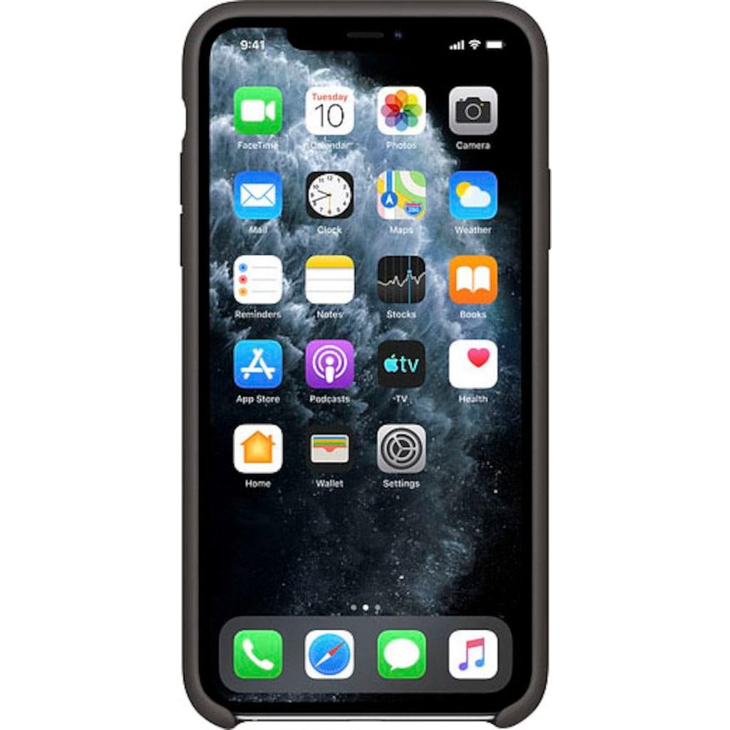 Apple Smartphone-Hülle »iPhone 11 Pro Max Silikon Case«, iPhone 11 Pro Max