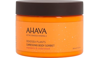 AHAVA Körperlotion »Deadsea Plants Caressing Body Sorbet Mandarine Cedarwood« kaufen