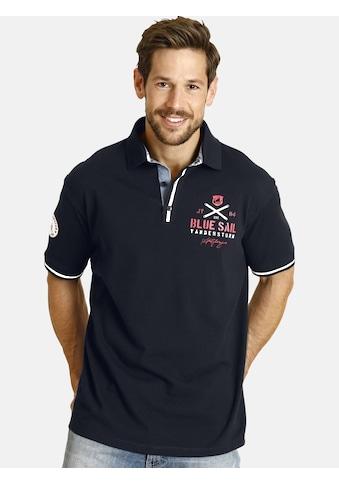 Jan Vanderstorm Poloshirt »RUJAR« kaufen
