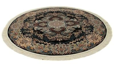 morgenland Orientteppich »Ahu«, rund, 9 mm Höhe kaufen