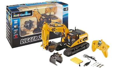 """Revell® RC - Bagger """"Revell® control, RC Raupenbagger, Digger 2.0"""" kaufen"""