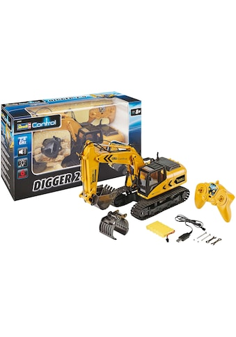 "Revell® RC - Bagger ""Revell® control, RC Raupenbagger, Digger 2.0"" kaufen"
