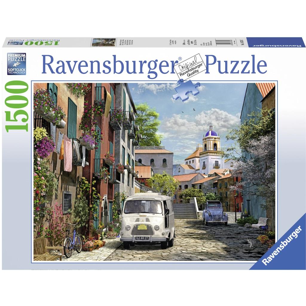 Ravensburger Puzzle »Idyllisches Südfrankreich«, Made in Germany