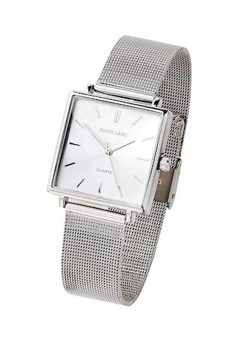 Armbanduhr in modischer Form kaufen