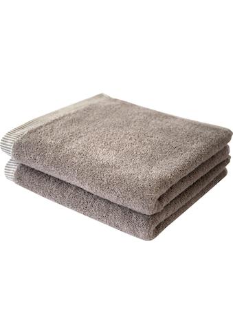 "Handtücher ""Nadelstreifen"", Dyckhoff kaufen"