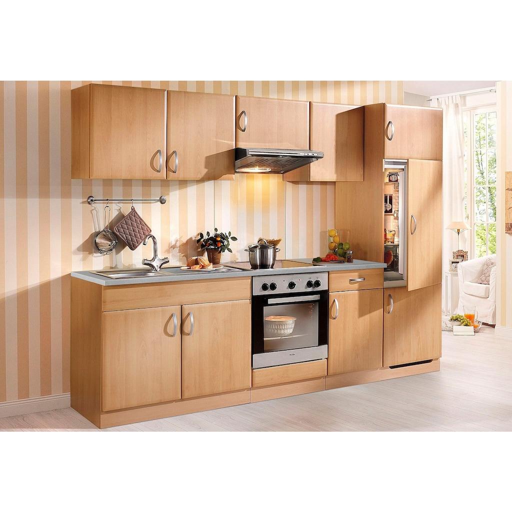 wiho Küchen Eckunterschrank »Prag, Breite 110 cm«