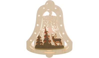 Weigla Beleuchtetes Fensterbild, »Waldmotiv«, (1 - tlg.) kaufen