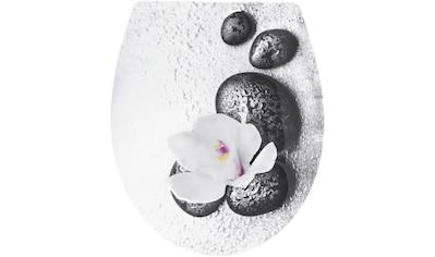 CORNAT WC-Sitz »Wet Stone«, Relief-Motiv kaufen