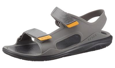 Crocs Sandale »Swiftwater Expedition Sandal«, mit praktischen Klettverschlüssen kaufen