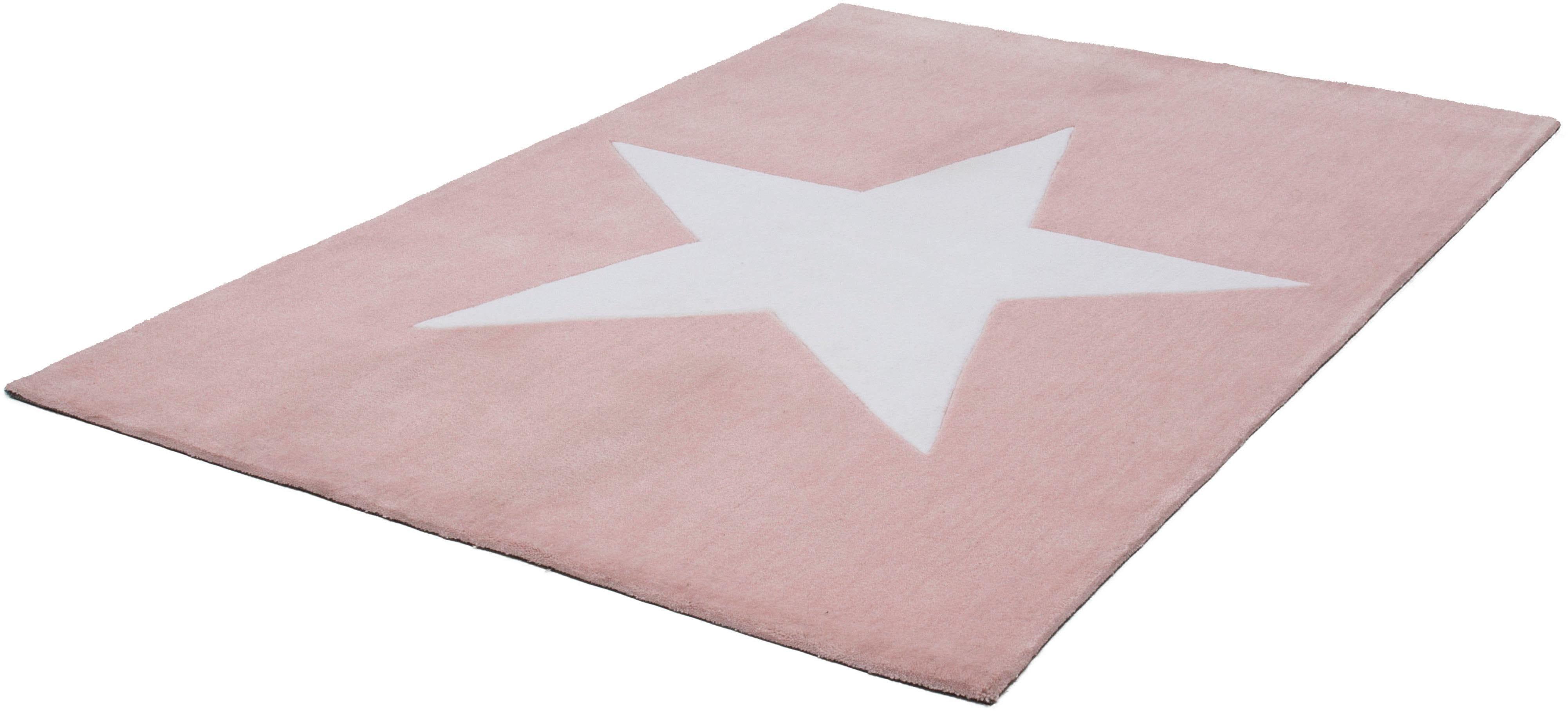 Teppich Amber 800 calo-deluxe rechteckig Höhe 16 mm handgewebt