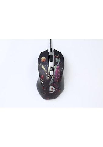 Marvo programmierbare 6-Tasten Gaming Maus »G914 programmierbare 1000Hz Gaming Maus« kaufen