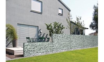 GAH Alberts Mauersystem »Cluster-Gabionen Grundset«, anthrazit, 180 cm hoch, 2 m kaufen