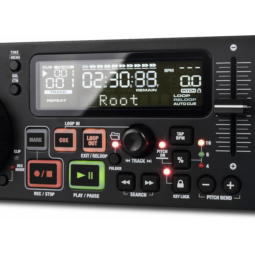 Reloop® DJ-CD-Player »DJ CD- und USB-Media Player, RMP-1700 RX«, mit Loop-Funktion