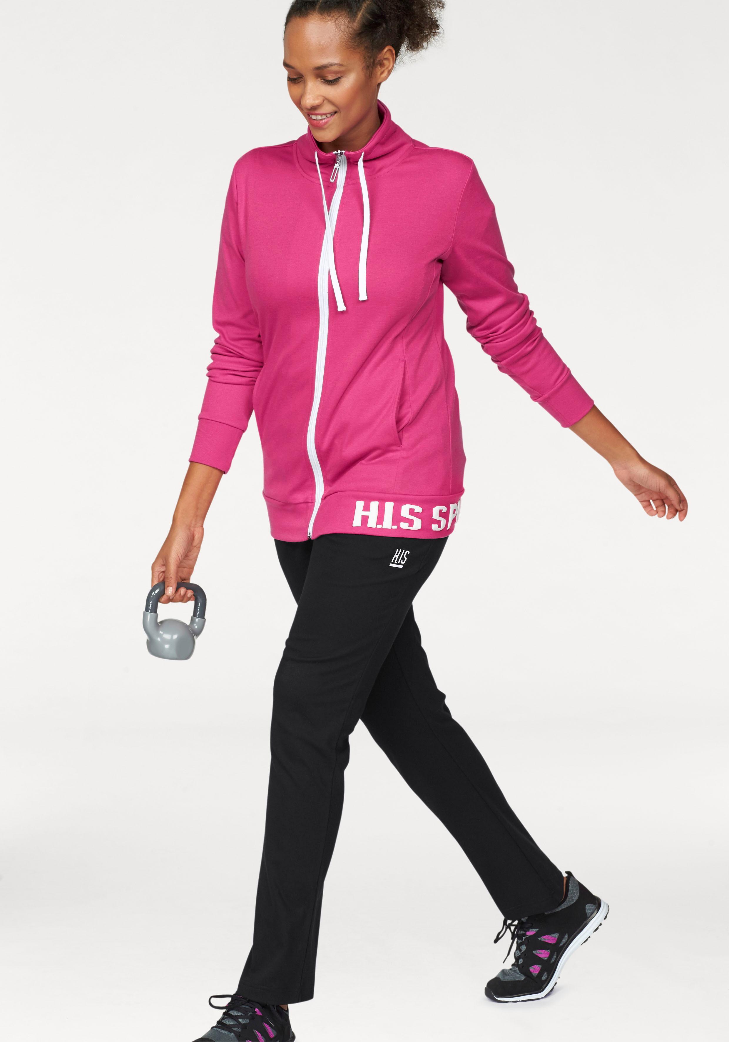 HIS Jogginganzug (Set 2 tlg) | Sportbekleidung > Sportanzüge > Jogginganzüge | H.I.S