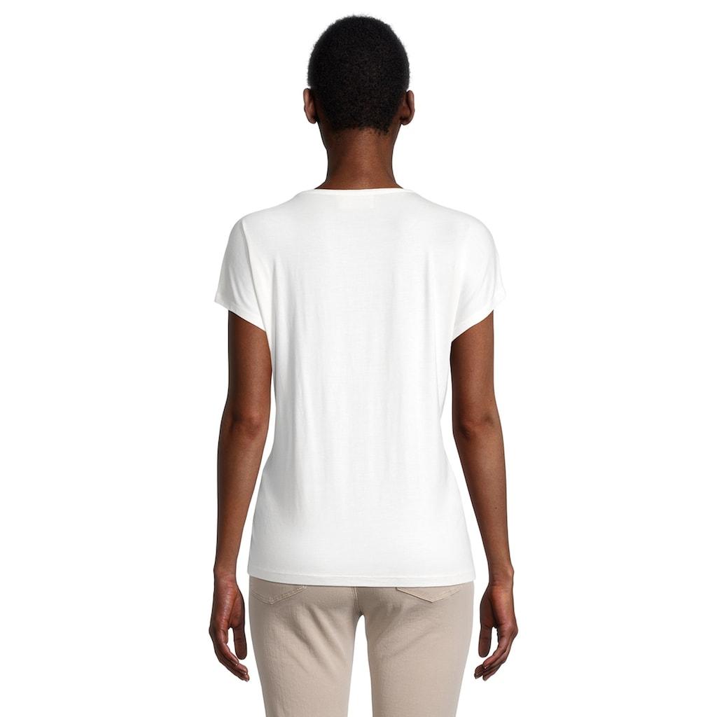 Cartoon T-Shirt »mit Muster«