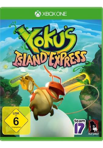Xbox One Spiel »Yoku's Island Essentials«, Xbox One kaufen