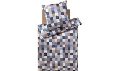 Joop! Bettwäsche »MOSAIC«, mit kontrastierendem Mosaik-Muster kaufen