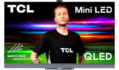 "TCL QLED Mini LED-Fernseher »65C825X1«, 164 cm/65 "", 4K Ultra HD, Android TV-Smart-TV,... kaufen"
