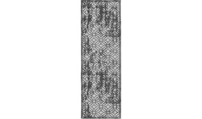 Läufer, »Carina 6930«, Sehrazat, rechteckig, Höhe 2 mm, maschinell gewebt kaufen