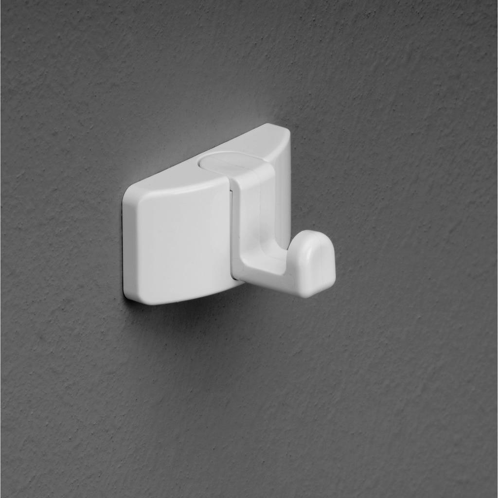 Provex Handtuchhaken »Serie 100«, mit stoßfester PRO SENSE® Pulverbeschichtung