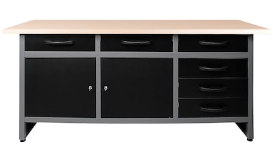 ONDIS24 Werkbank »Karsten«, ca. 160x60x85 cm kaufen
