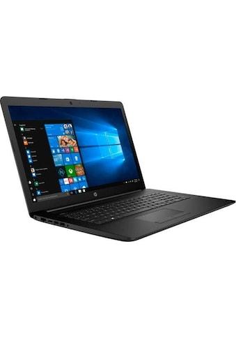 HP 17 - ca1216ng Notebook (43,9 cm / 17,3 Zoll, AMD,Ryzen 3, 1000 GB HDD, 256 GB SSD) kaufen