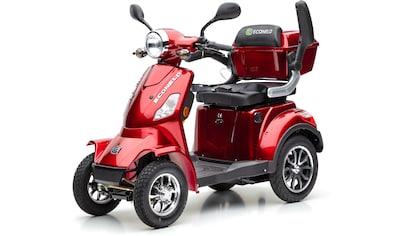 ECONELO Elektromobil »J4000«, 1000 W, 25 km/h (mit Topcase) kaufen