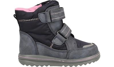 Richter Stiefel »Lederimitat/Textil« kaufen