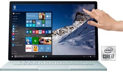 Microsoft Surface Book 3 i7, 512/32GB Notebook (34,29 cm / 13,5 Zoll, Intel,Core i7,  -  GB HDD, 512 GB SSD) kaufen